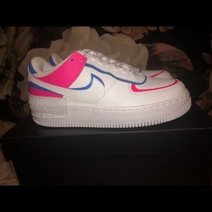 "Air force 1 shadow ""cotton candy """